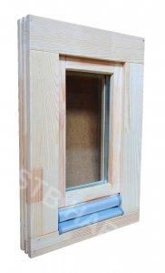 Góra Okna | Plastová okna | Stavební bazar Harfa PK43